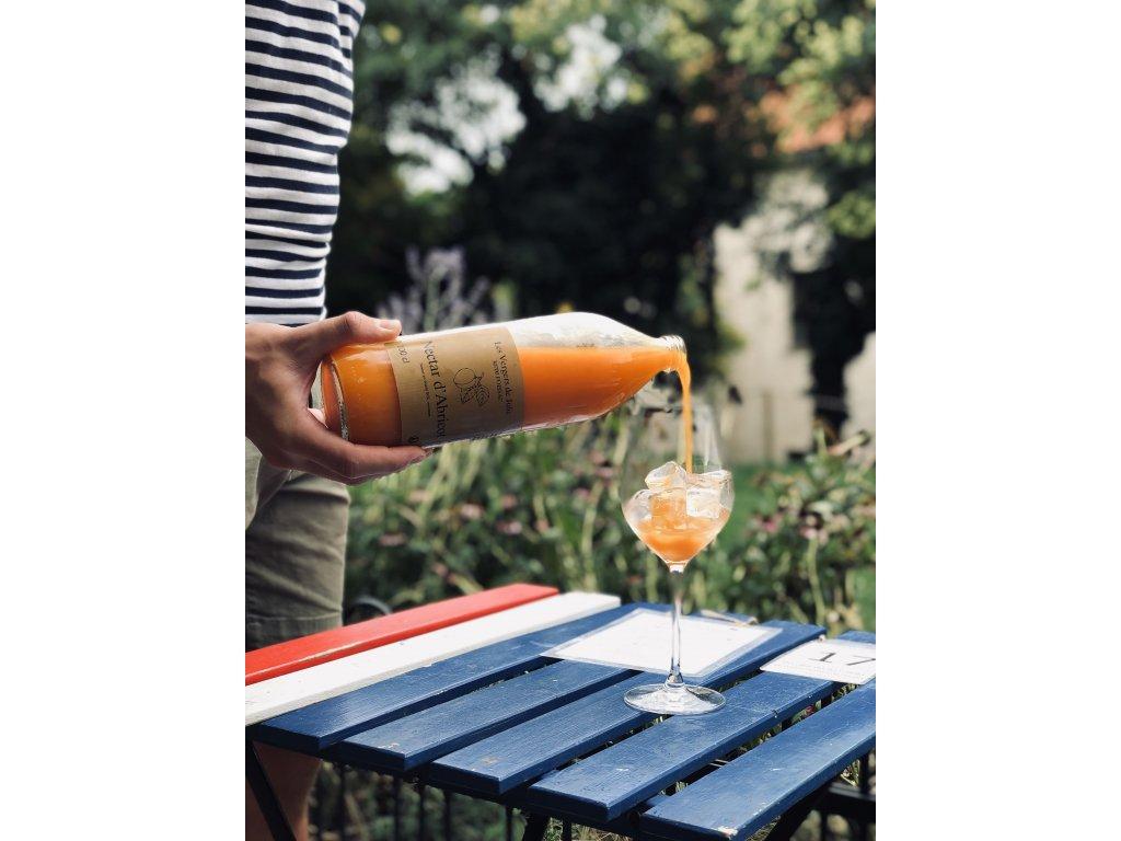 Meruňkový nektar 1l