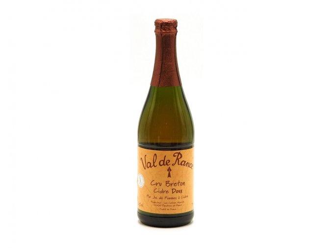 Cidre Val de Rance doux 750 ml - sladký