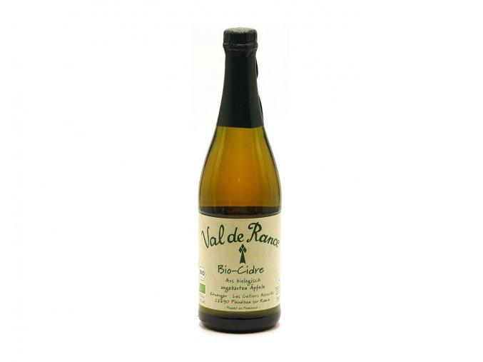 Cidre Val de Rance BIO 750 ml - polosuchý