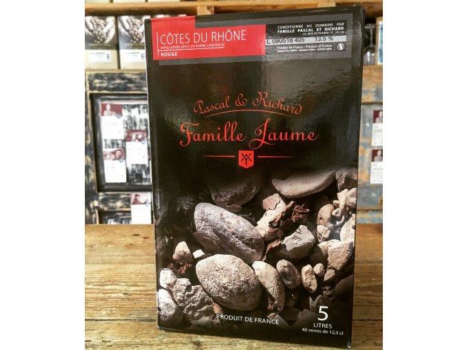 Domaine Jaume Côtes du Rhône Rouge (BiB 5L)
